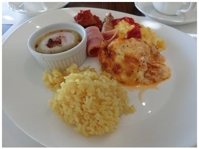 2日め朝食1