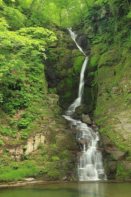MATSUが見に行く松見の滝 | 滝、...