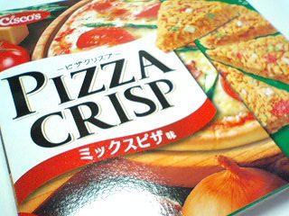 PIZZA CRISP ミックスピザ味
