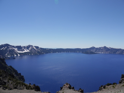 Shasta  Crater Lake Trip 7-10 212