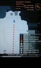 地図-ヘリポート南西昇降機付近