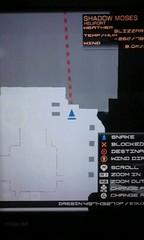 地図-ヘリポート北東側監視カメラ付近