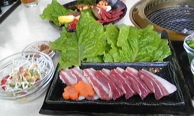 焼き肉ランチ