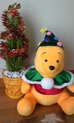 プーさんクリスマス2