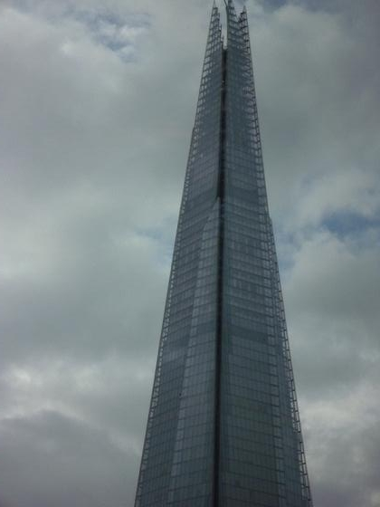 LONDON -The Shard