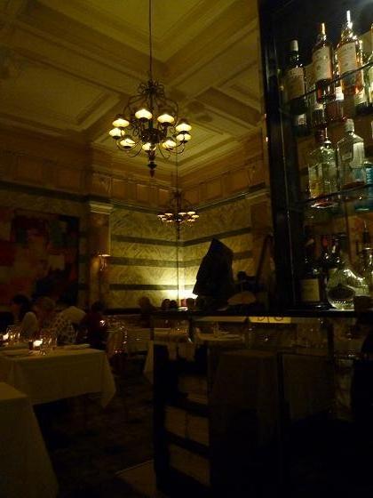 LONDON - Boyds Brasserie bar lounge 1