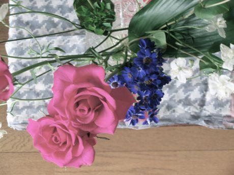 深良マユミのいけたお花