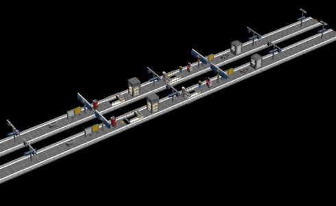 DB platform 1