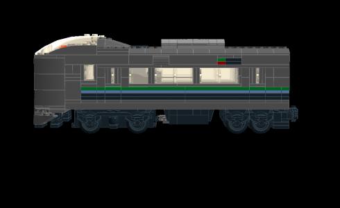 789-1000 1:6号車 side