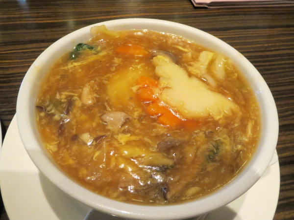 タールー麺ハーフ