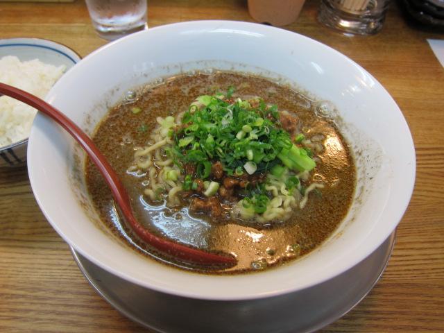 黒担々麺(ノーマル)