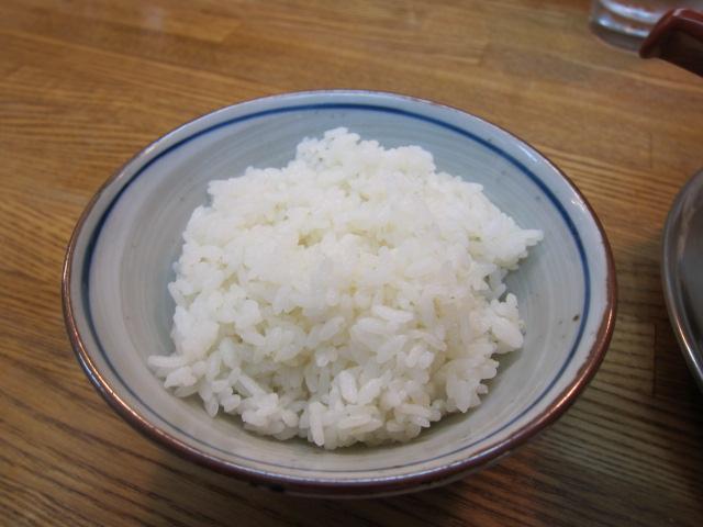 胚芽米入り御飯