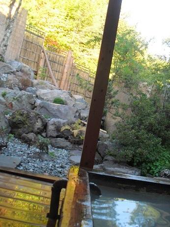 8a 乗鞍高原の乳白色の温泉