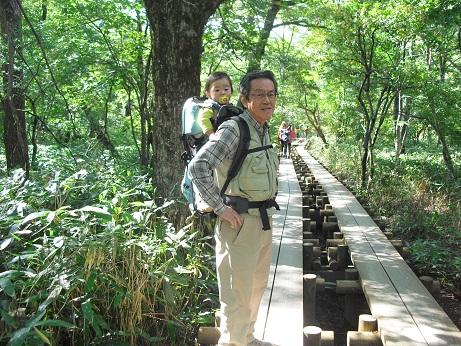 9a 梓川右岸の自然探勝路 (2)