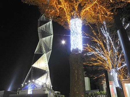 芸術館-タワー