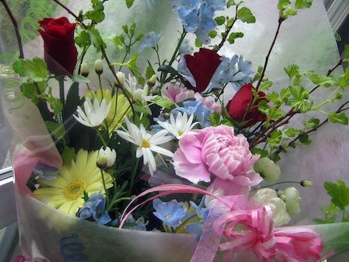 ヘルシーの花