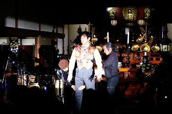 赤羽音楽会2010カンジヤママイム