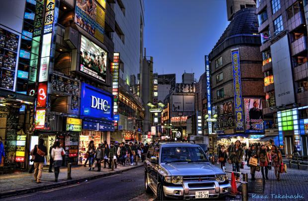 HDR-Tokyo