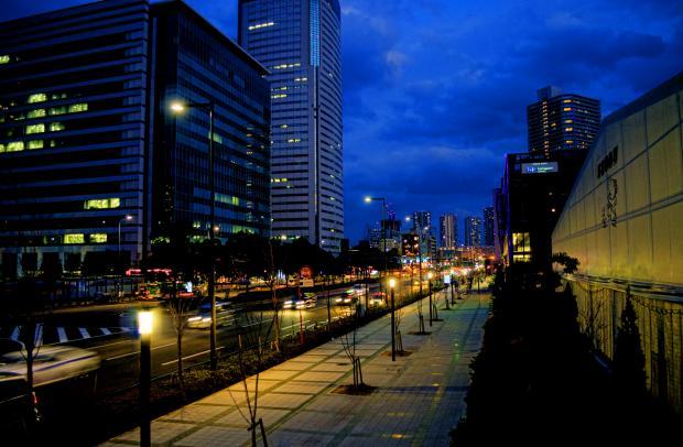 HDR-Toyosu-Tokyo