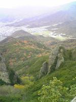 1小豆島大嶽頂上からの絶景2