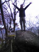 1鷲ノ山から見た讃岐富士1