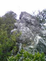 1小豆島大嶽頂上の風景3