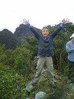 1小豆島大嶽頂上の風景1
