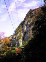 1洞雲山の夏至観音1