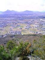 1飯野山岩場コース4