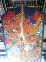 JR丸亀駅の凧飾り2