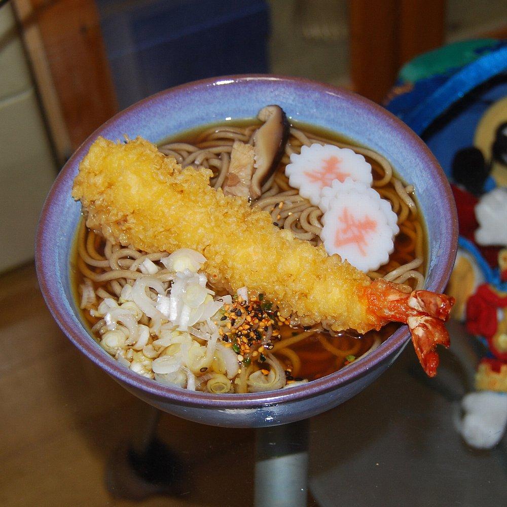 年越し蕎麦2012-2013