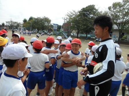 SAM_2043 サッカー教室