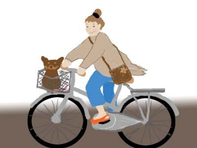 babaココ自転車