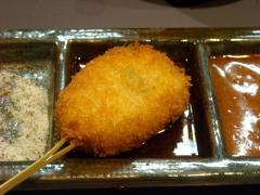 うなぎ豆腐