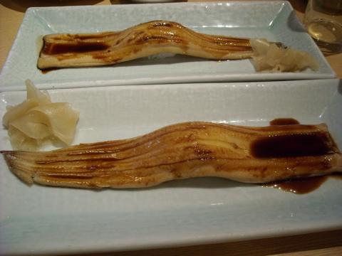 穴子一本寿司