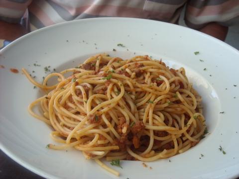 スパゲッティ・ポロニエーゼ