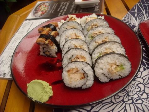 ゴチ寿司 巻き