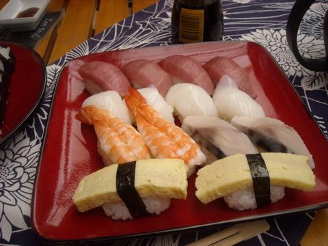 ゴチ寿司 にぎり