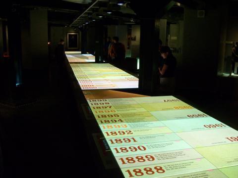 チャーチル博物館