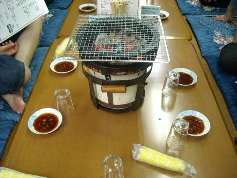 新楽井テーブル