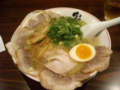 宝屋 チャーシュー麺