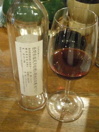 桔梗が原ワイン