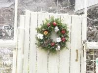 2012.12 genkanchristmas wreath 024