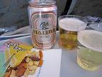 機内飲み物
