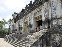 カイディン廟