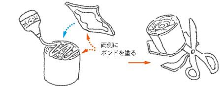 かぎ針ケース説明図5