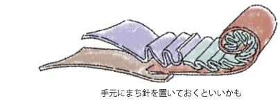 かぎ針ケース説明図3
