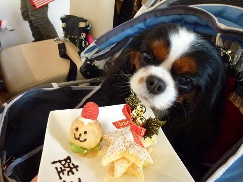 陸王とケーキ