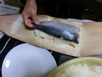 鯖寿司117