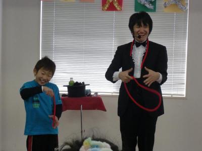 みっきゅん 滋賀県守山市 マジック ジャグリング 大道芸